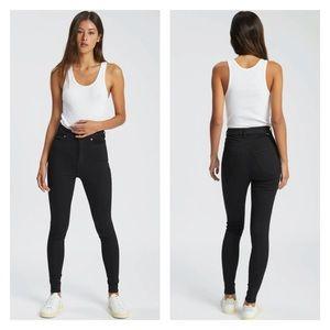 DR DENIM MOXY Ultra High Rise Super Skinny Jean
